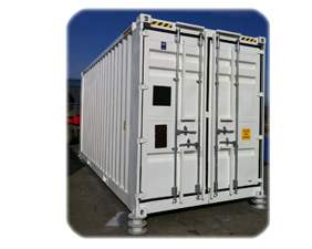 10' DNV2.7-1 Storage Container