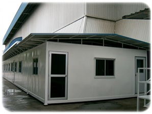 100ft Office Cabin (JOINT)