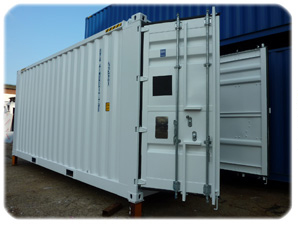 Offshore DNV 2.7-1 Container