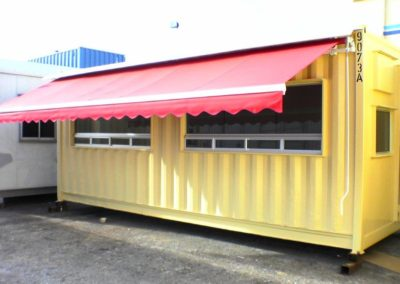 Customized Container Kiosk