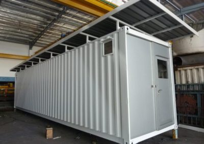 Customized Container Switchbox Station