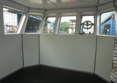 Marine Cabin – Internal