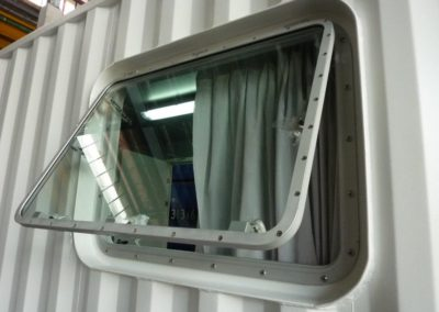 Marine Cabin window