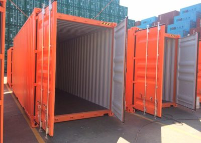 Storage Container – 20ft HC