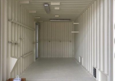 Storage Container Equipment Enclosure 1