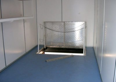 Storage Container Hatch Cover