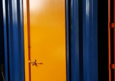 Storage Container – Single Door